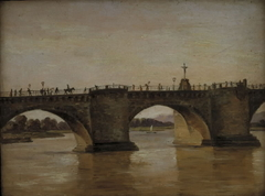 The Augustus Bridge in Dresden
