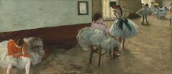 The Dance Lesson