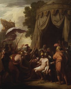 The Death of Epaminondas