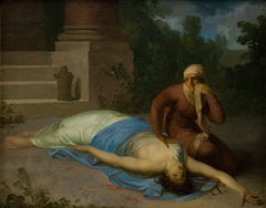 The Dying Messalina and her Mother