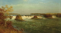 The Falls of Saint Anthony