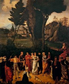 The Judgement of Salomon