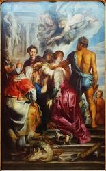 the Martyrdom of S. Catherine