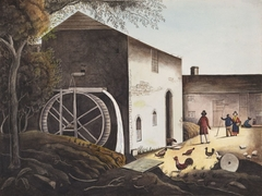 The Mill at Swydd y Funnon