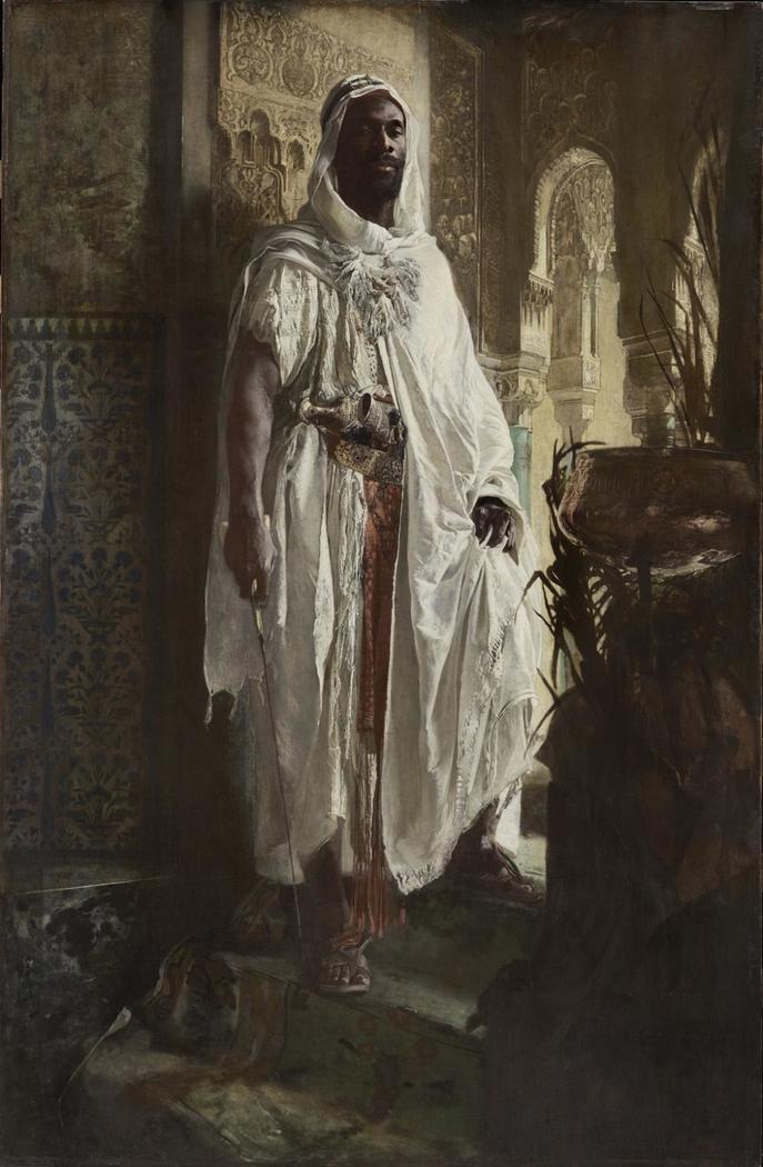 The Moorish Chief