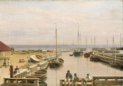 The Port of Dragør, Denmark