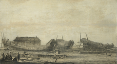 The Shipyard of the Admiralty