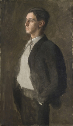 The Young Man (Portrait of Kern Dodge)