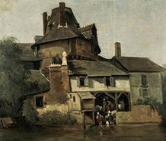 Tour d'Apigné in Rennes