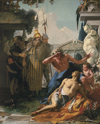 The Death of Hyacinthus