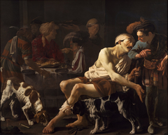 The Rich Man and the Poor Lazarus