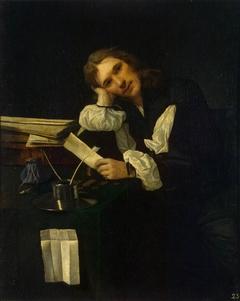 Portrait of a Young Man (Self-Portrait ?)