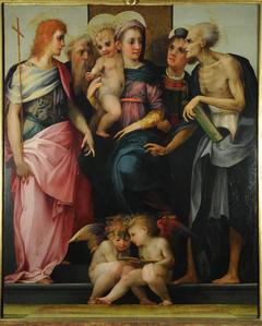 Spedalingo Altarpiece