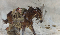 Żołnierz z Koniem
