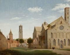 Utrecht, Saint Mary's Square and Saint Mary's Church