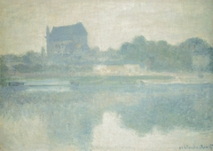 Vernon Church, Fog