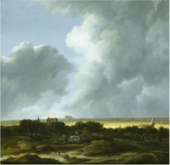 View of Alkmaar (Upton)