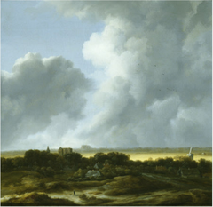 View of Alkmaar (Upton)