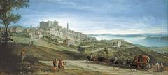 View of Bracciano