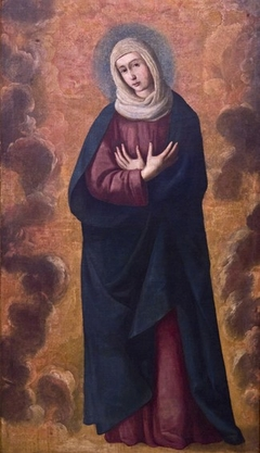 Virgin of the Clouds
