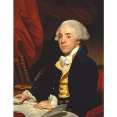 William Temple Franklin painting