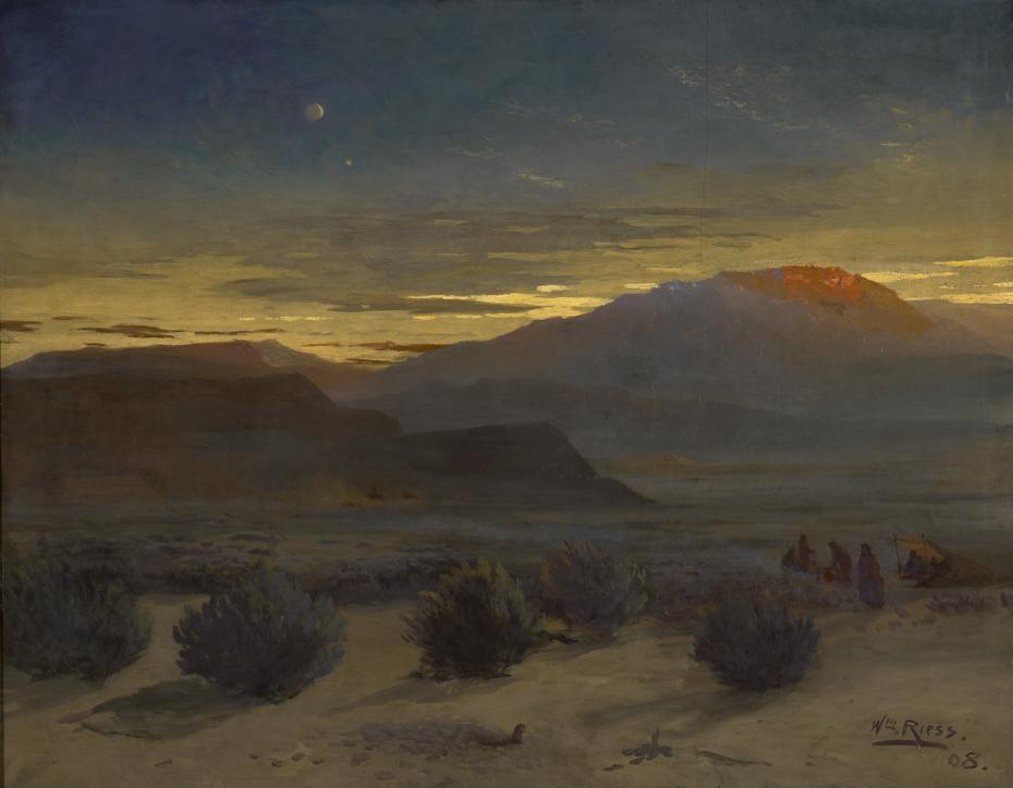 Wyoming Desert