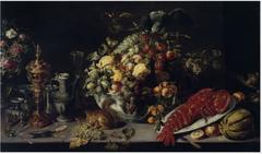 A Banquet Piece