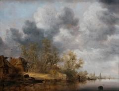 A Dutch Riverbank
