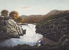 A Fall of the Rhydol, Havren ac Owy a Rhydiol Mawr i Anrhydedd.