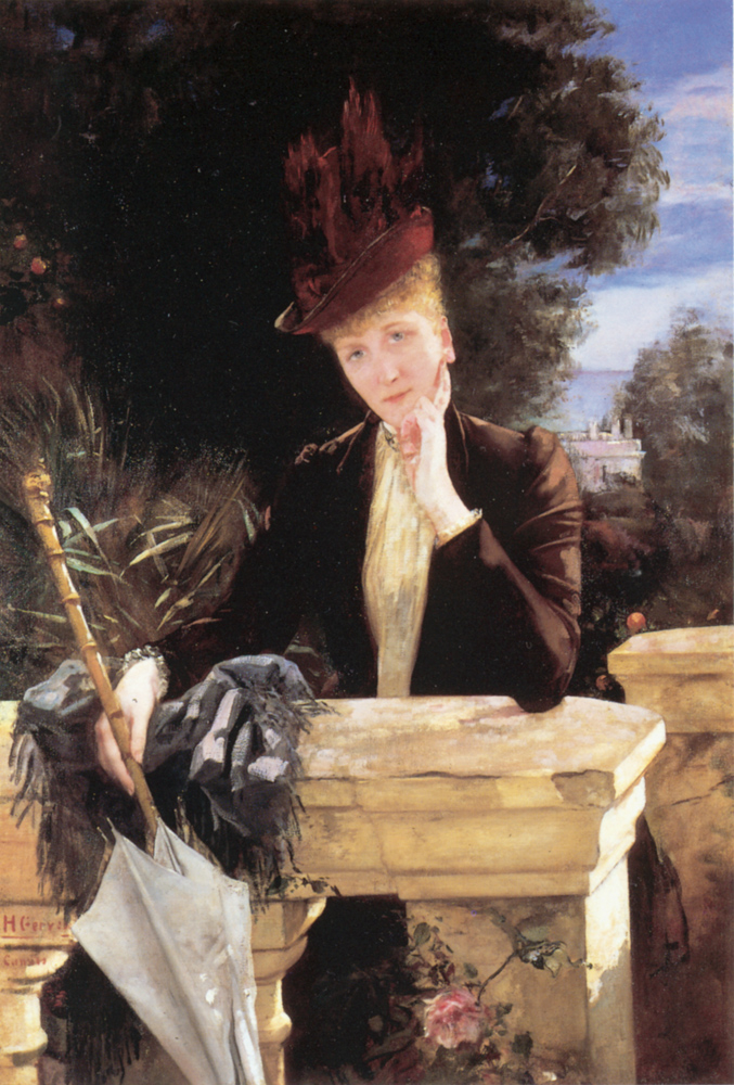 A Portrait of Marie Clotilde de Faret