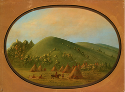A Small Cheyenne Village