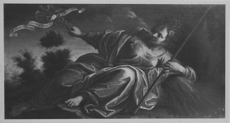 Allegorie des Handels (Peperit discordia Foedus)