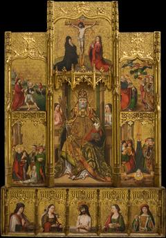 Altarpiece of Saint Peter