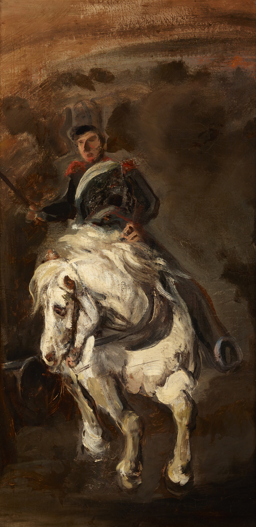 Artilleriston Horseback