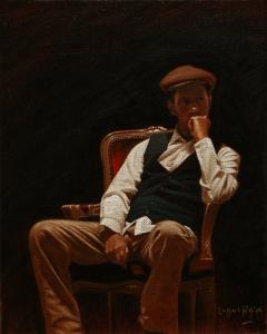 Autoretrato II / Self Portrait II