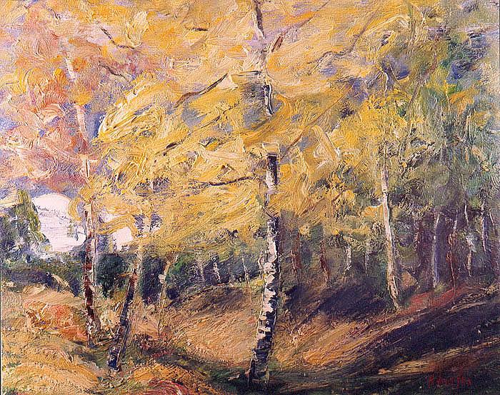 Autumm trees