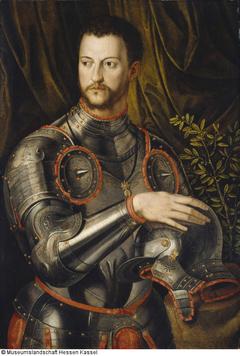 Bildnis Cosimo I., Großherzog von Toscana (um 1550)