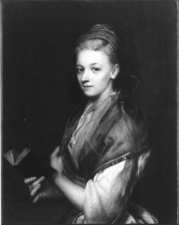 Bildnis der Susanna Kupezky, geb. Klaus