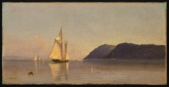 Boats on the Hudson