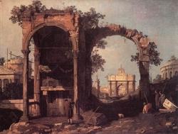 Capriccio: Ruins and Classic Buildings