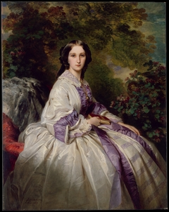 Countess Alexander Nikolaevitch Lamsdorff (Maria Ivanovna Beck, 1835–1866)