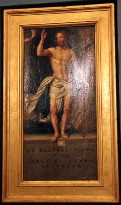 Cristo risorto (Moroni)
