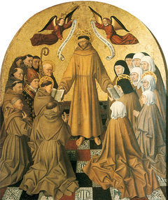 Delivery of the Franciscan Rule