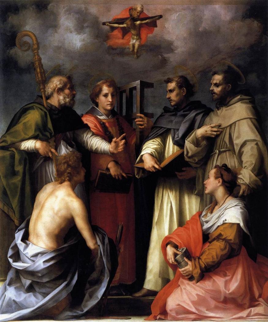 Disputation on the Trinity