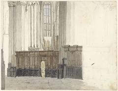 Drapenierskapel in de Nieuwe Kerk te Amsterdam