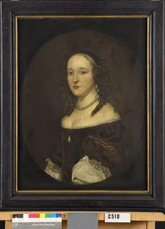 Elisabeth Robbé (overl. 1689). Echtgenote van Nicolaas Fagel