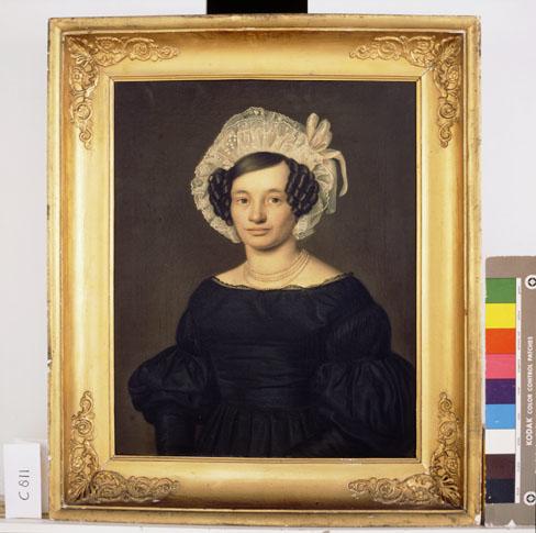 Elisabeth Wijbenga (1793-1818). Echtgenote van Tjepke Gratama