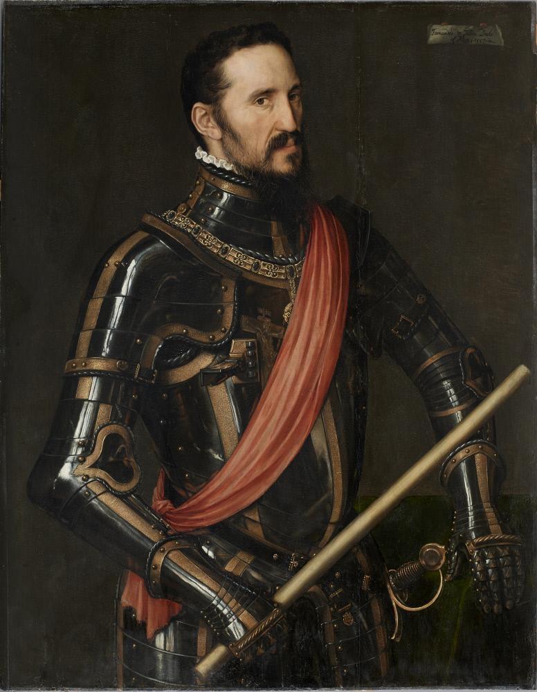 Fernando Álvarez de Toledo, Third Duke of Alba