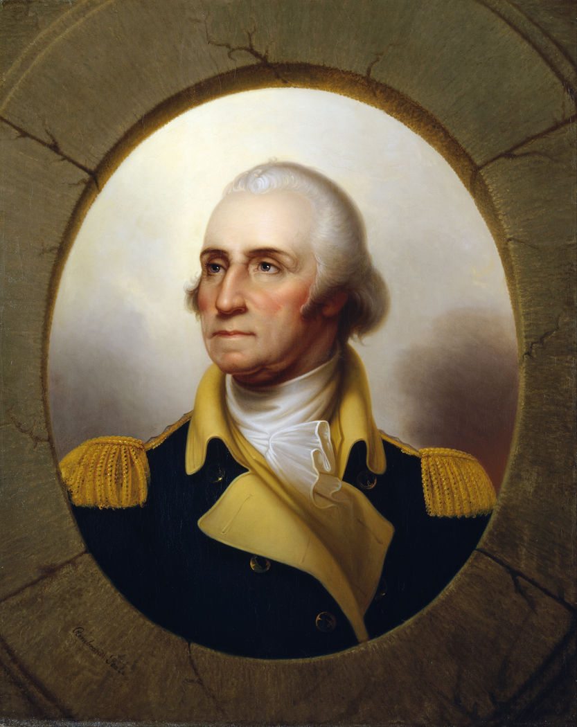 George Washington (Porthole type)