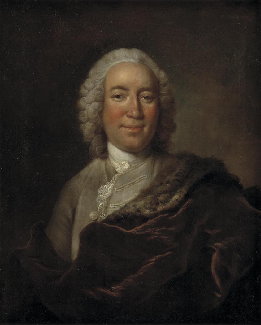 Gerhard Morell, curator of the Royal Danish Kunstkammer
